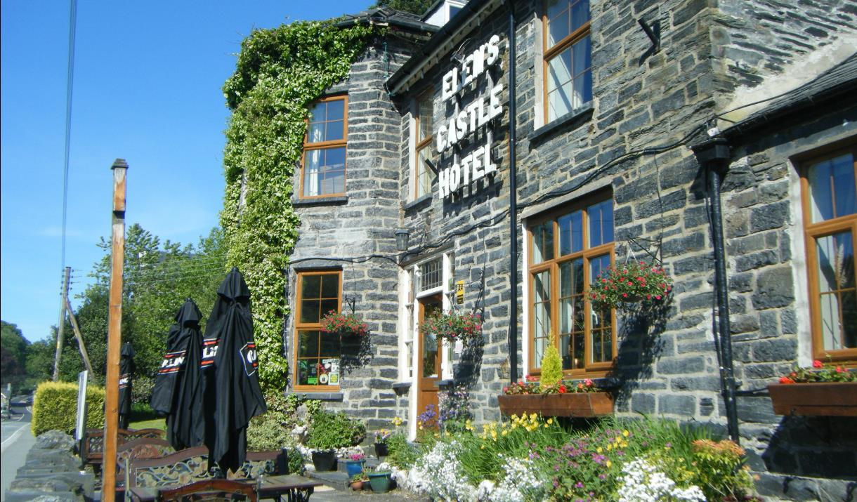 Elen's Castle Hotel and Restaurant