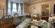 Hafan-y-Mor Guesthouse dining room