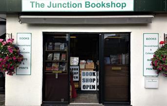 The Junction Bookshop exterior