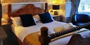 Merrydale Guesthouse bedroom, Llandudno