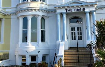 The Oasis, Llandudno