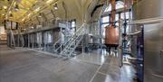 Inside Penderyn Distillery Llandudno