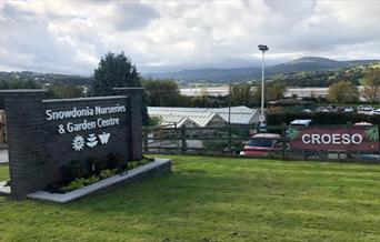 Snowdonia Nurseries exterior