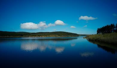 Alwen Reservoir, Cerrigydrudion, Conwy