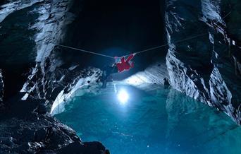 Go Below Underground Adventures, Betws y Coed