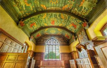 Gwydir Uchaf Chapel, Llanrwst