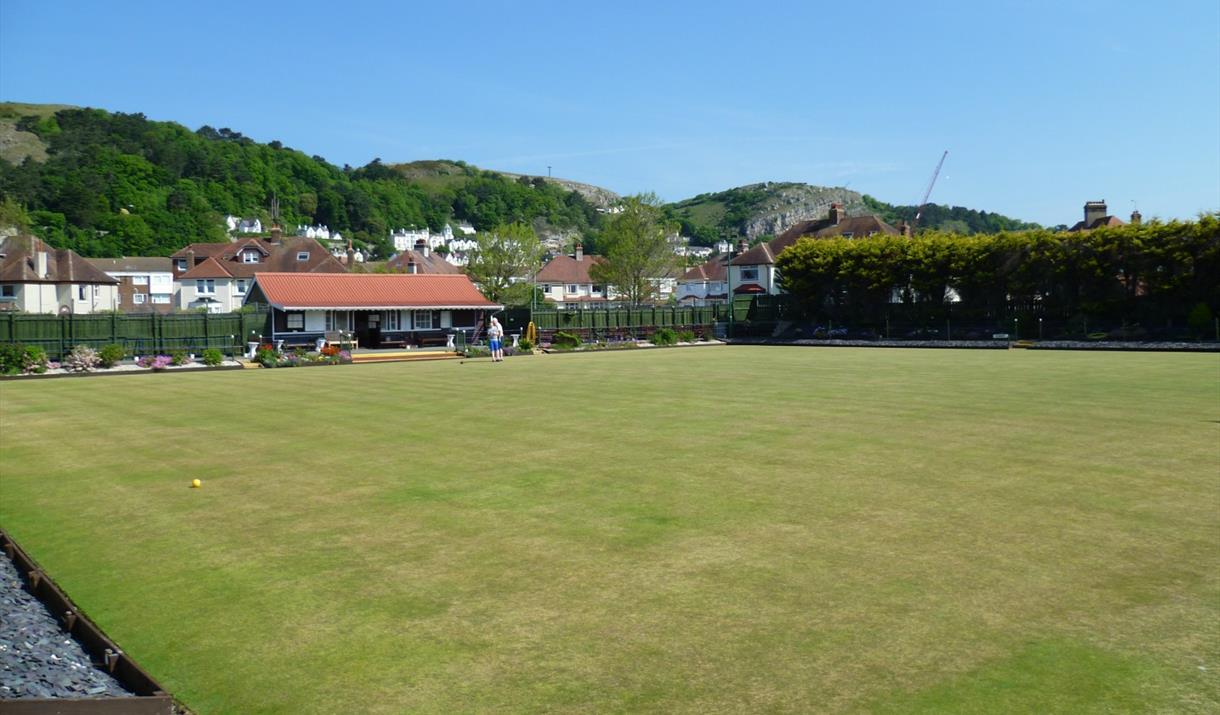 Llandudno Oval Bowling Club