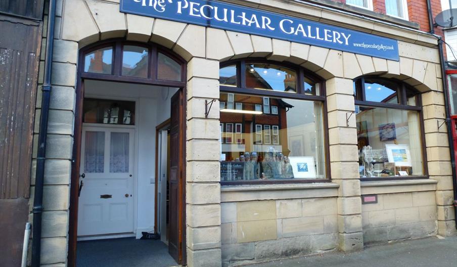 Peculiar Gallery