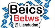 Beics Betws @Llandudno logo