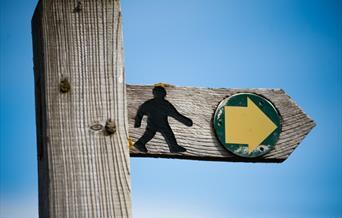 Walking in Conwy