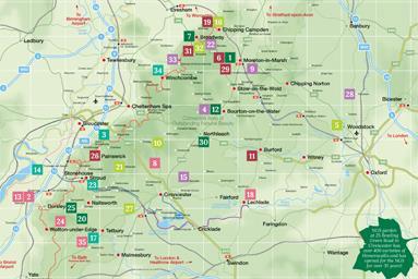 Cotswold Garden Route