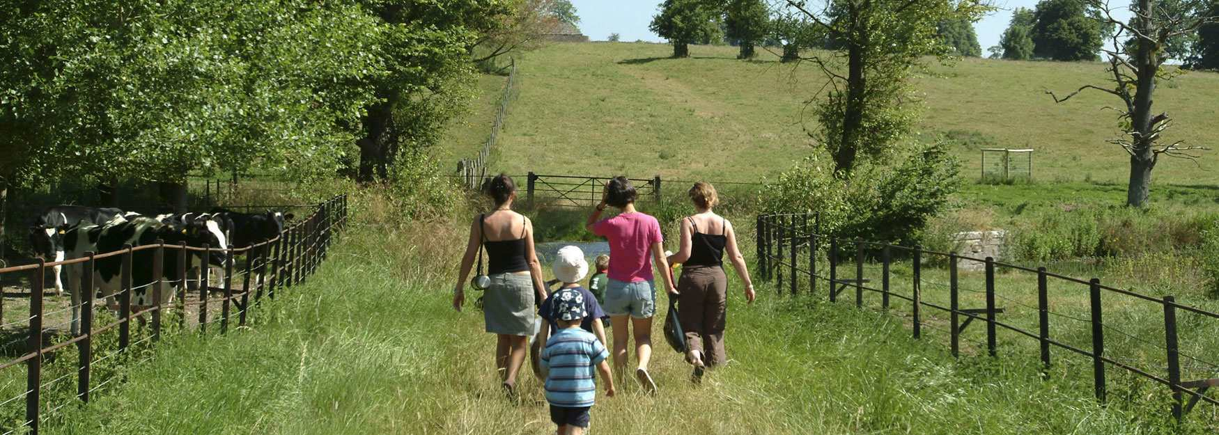 Family walks in the Cotswolds
