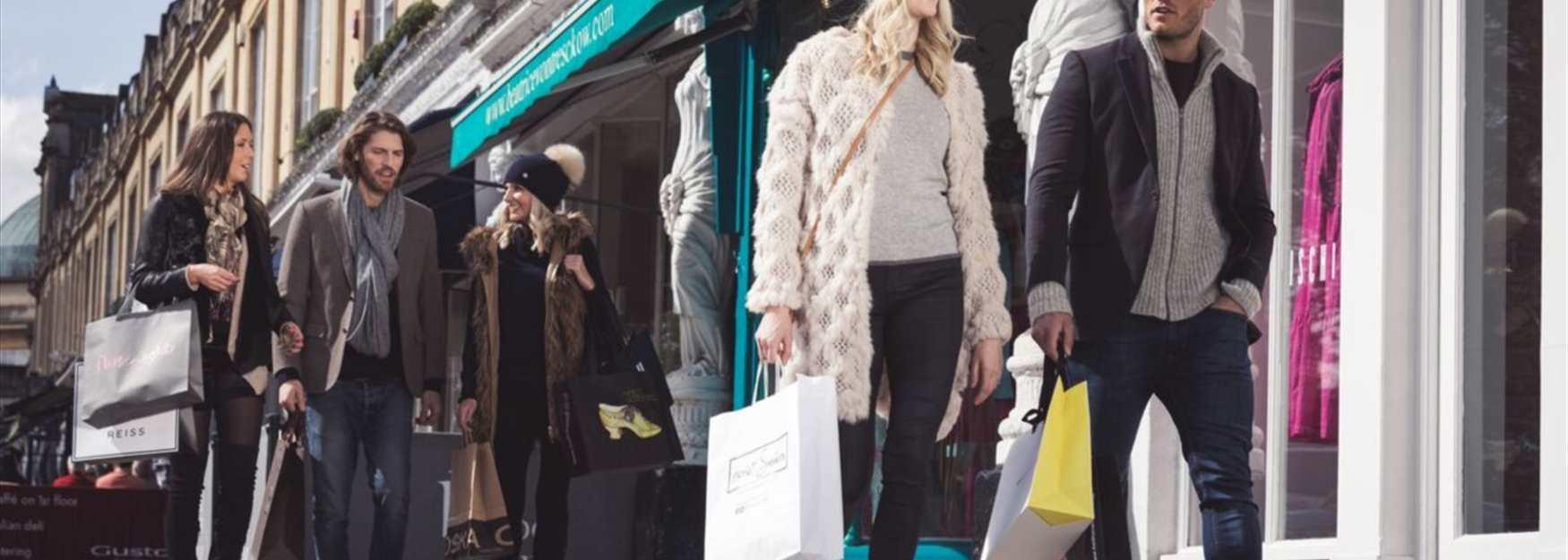 Shopping in Montpellier