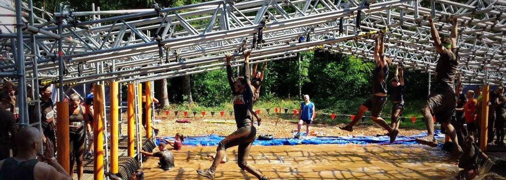 Outdoor Activities - Tough Mudder