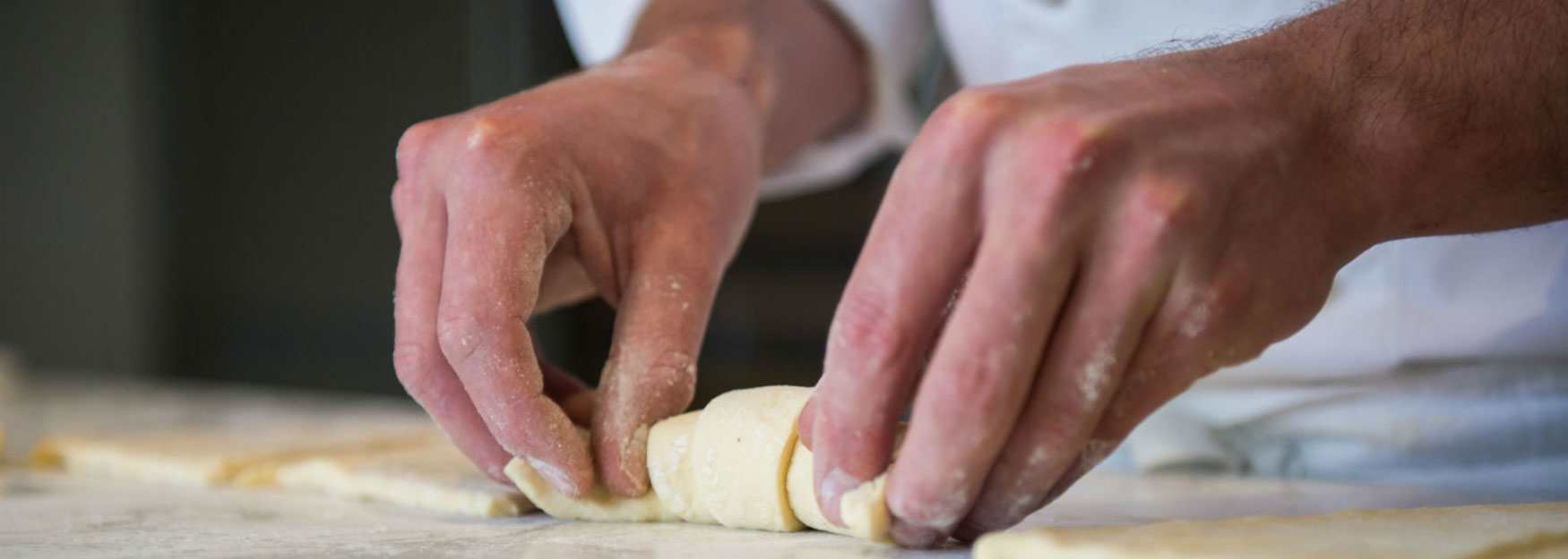 A cookery course at Thyme