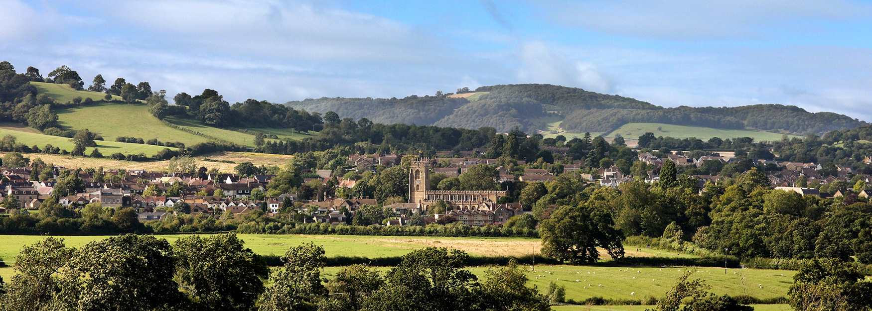 Winchcombe - 'Walking Capital of the Cotswolds'