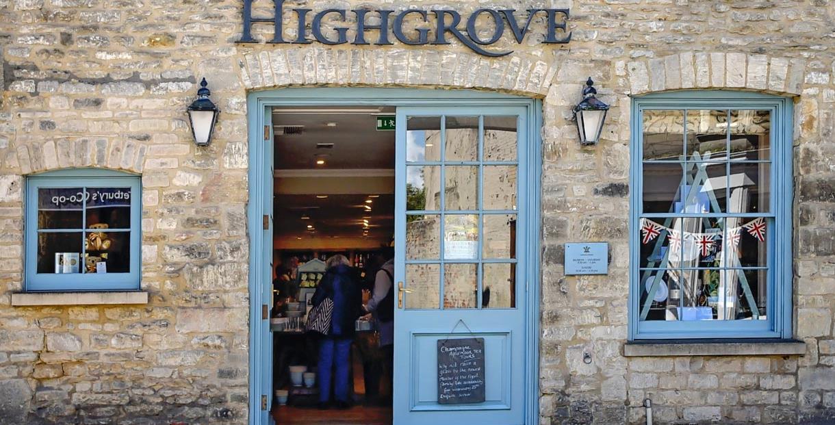 The Highgrove Shop