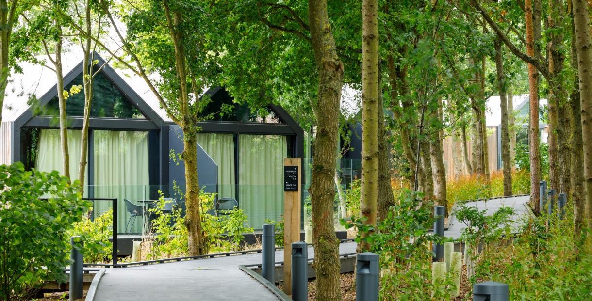 The Lodges at Feldon Valley