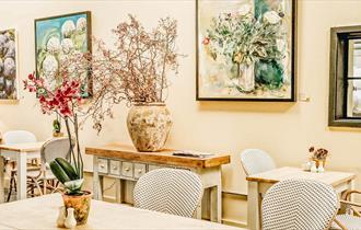 Burford Garden Company Cafe