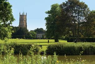 Abbey Grounds Cirencester