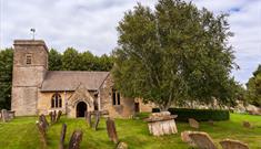 Ascott under Wychwood - Holy Trinity Church