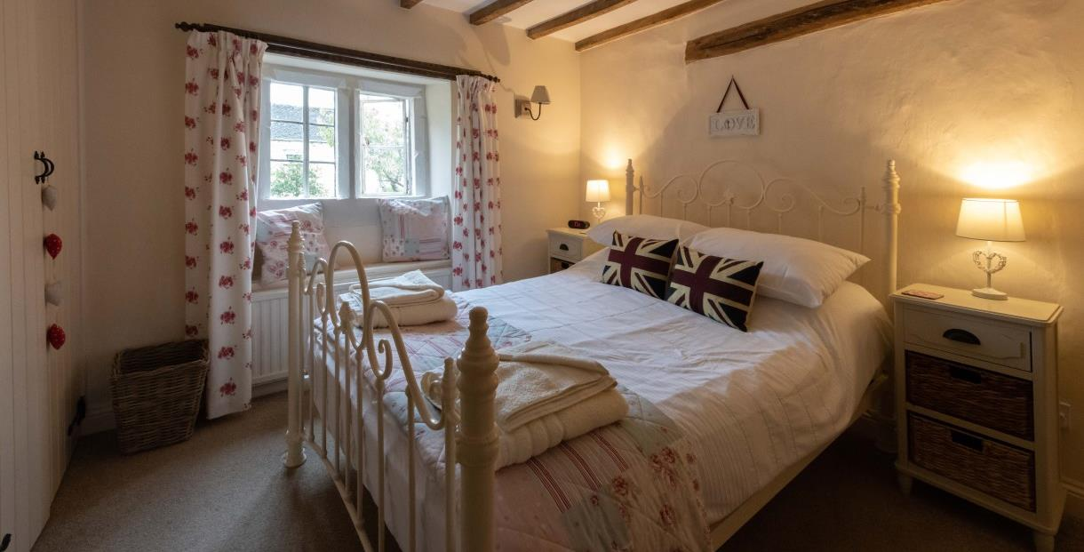 Captain's Cabin bedroom