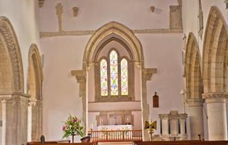 Bibury - St Mary's Church