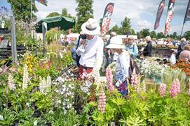 Blenheim Palace Flower Show 2021