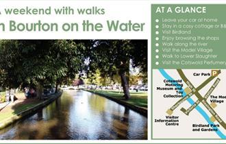 Bourton-on-the-Water Walks