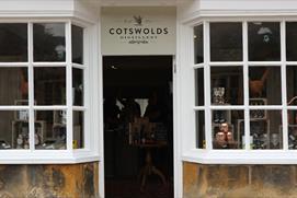 Cotswolds Distillery Shop, Broadway