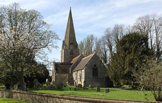Broadwell Church cDerek Cotterill