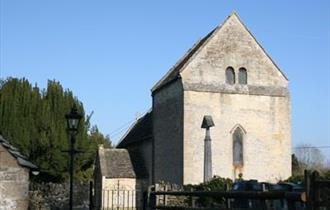 St Peter's Broughton Poggs cDerek Cotterill