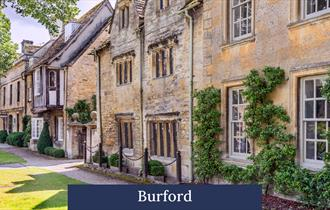 Burford - StayCotswold Holiday Cottages