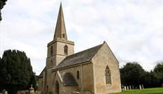 St Peter's Church in Cassington