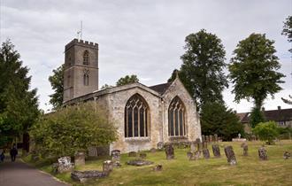 St Mary the Virgin Church in Charlbury