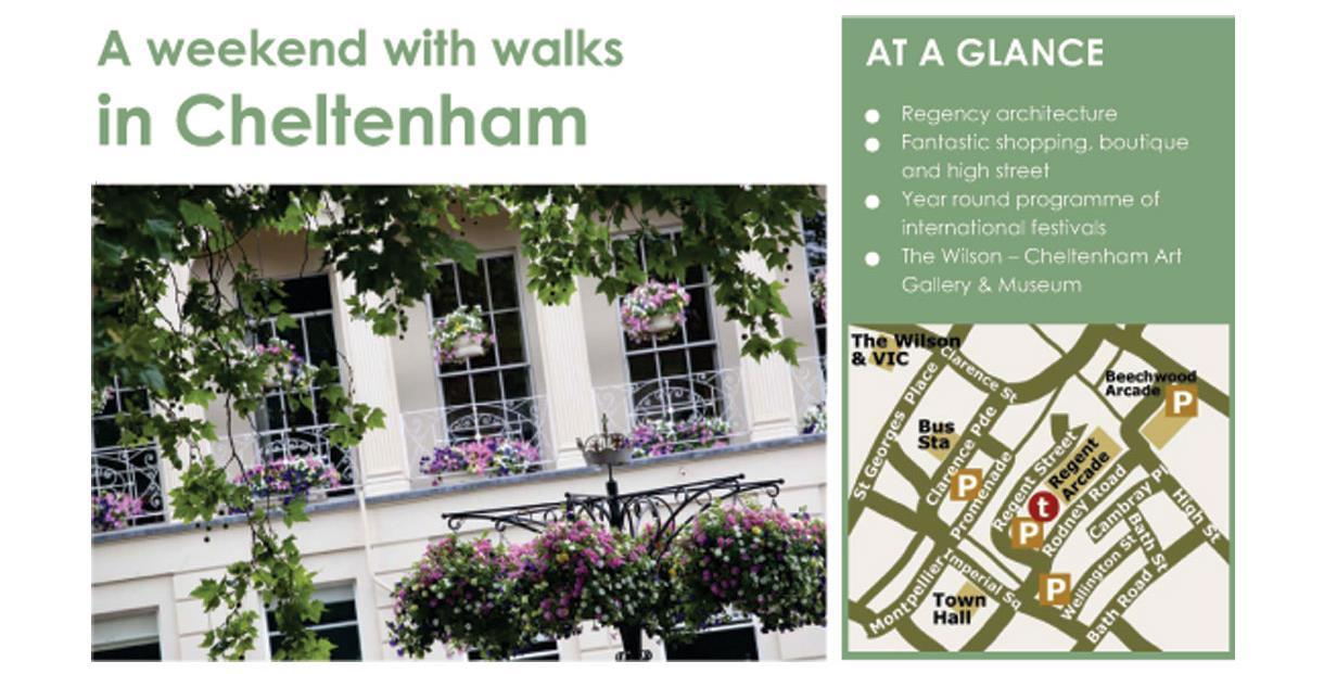 Cheltenham Walks