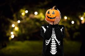 A brand new spooky Halloween trail for all the family at Blenheim Palace