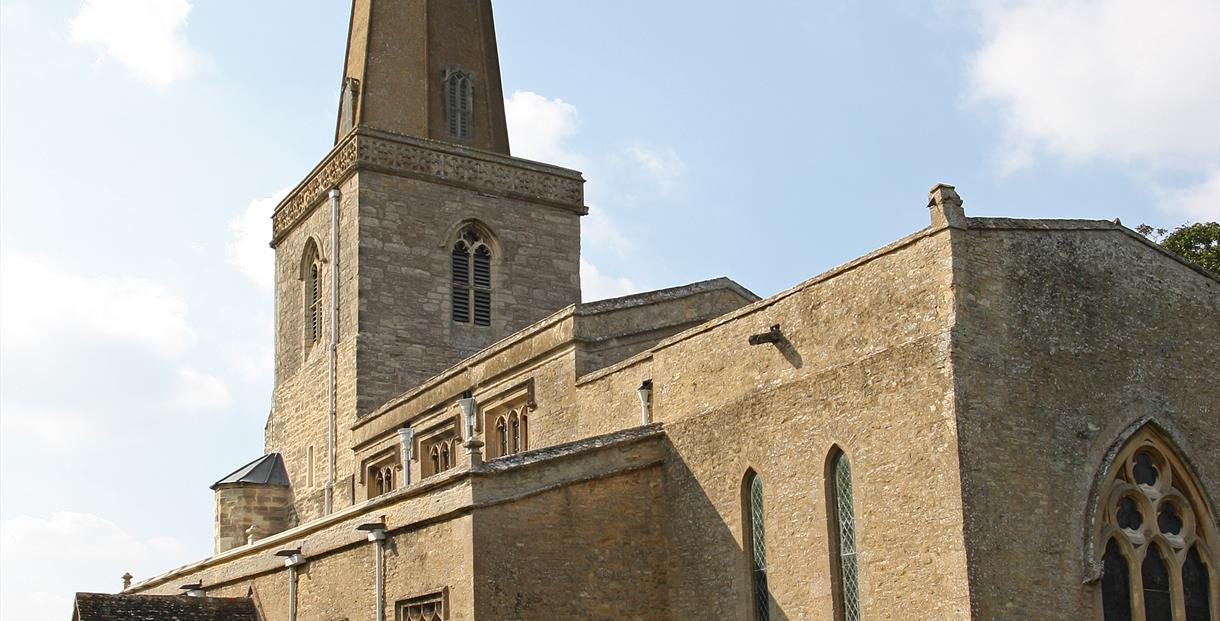 St Peter & St Paul Church in Church Hanborough