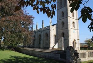 Churchill - All Saints Church