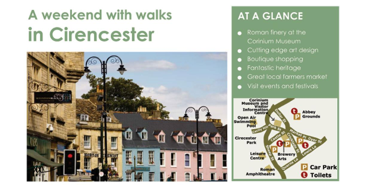 Cirencester Walks