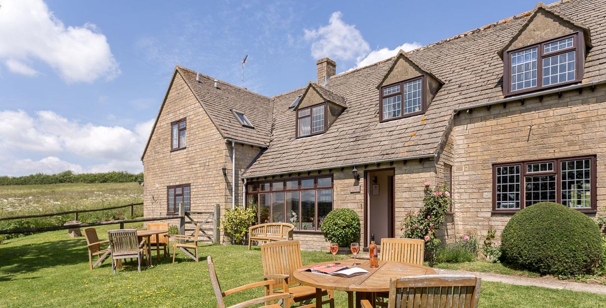 Corsham Field Farmhouse