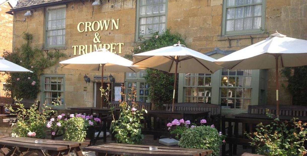 The Crown and Trumpet Inn