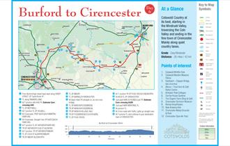 Cycle Tour - Day 6 - Burford to Cirencester