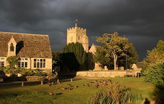 St Bartholomew's Church Ducklington