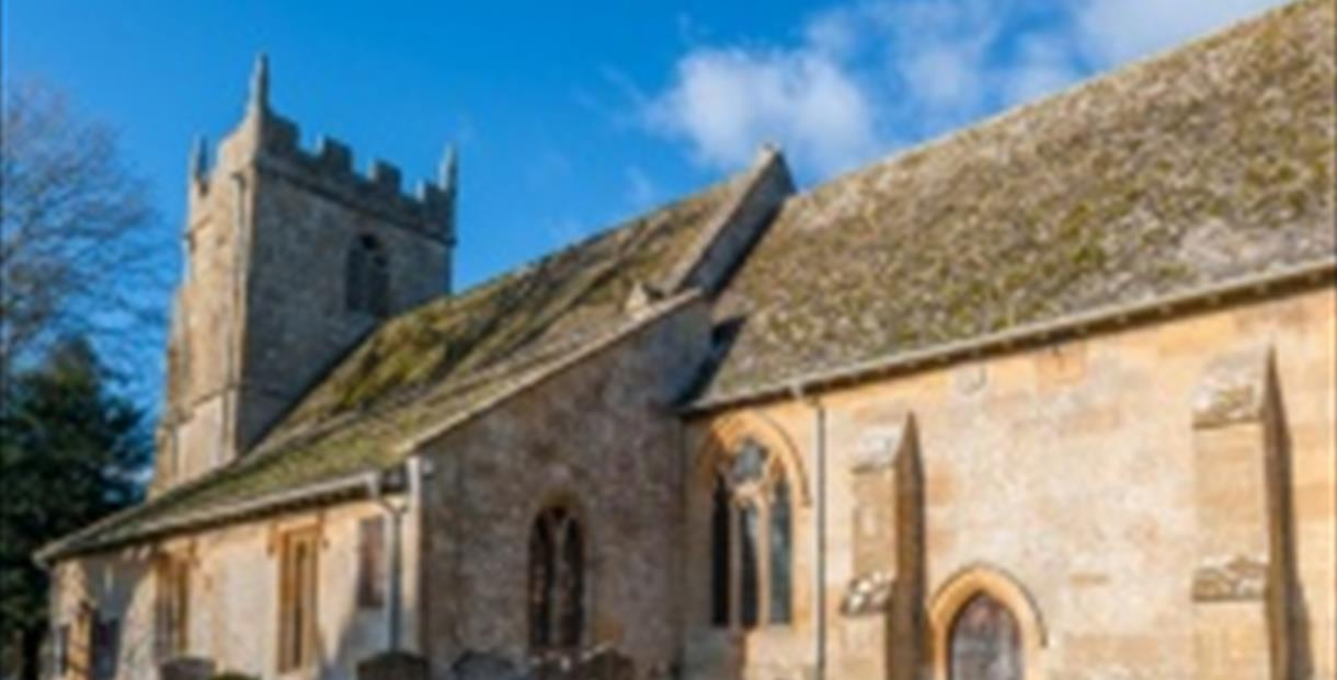 Ebrington - St Edburgha's Church
