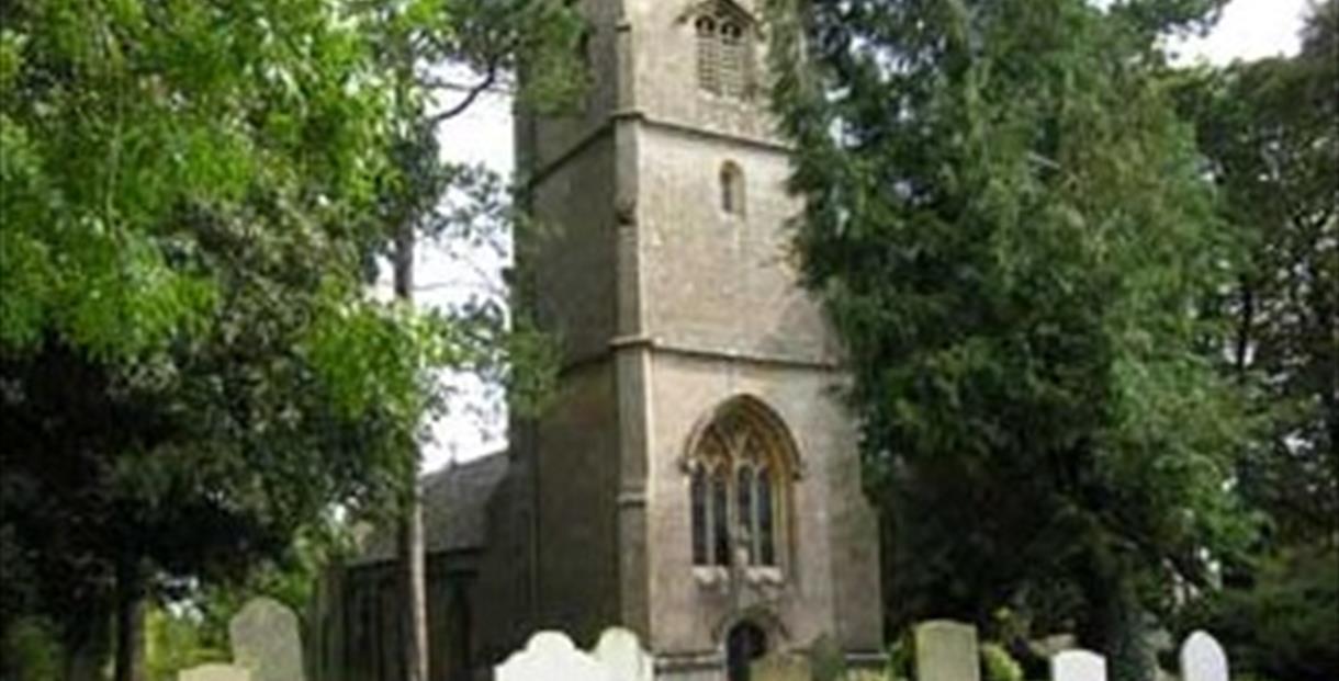 Elkstone - St John the Evangelist