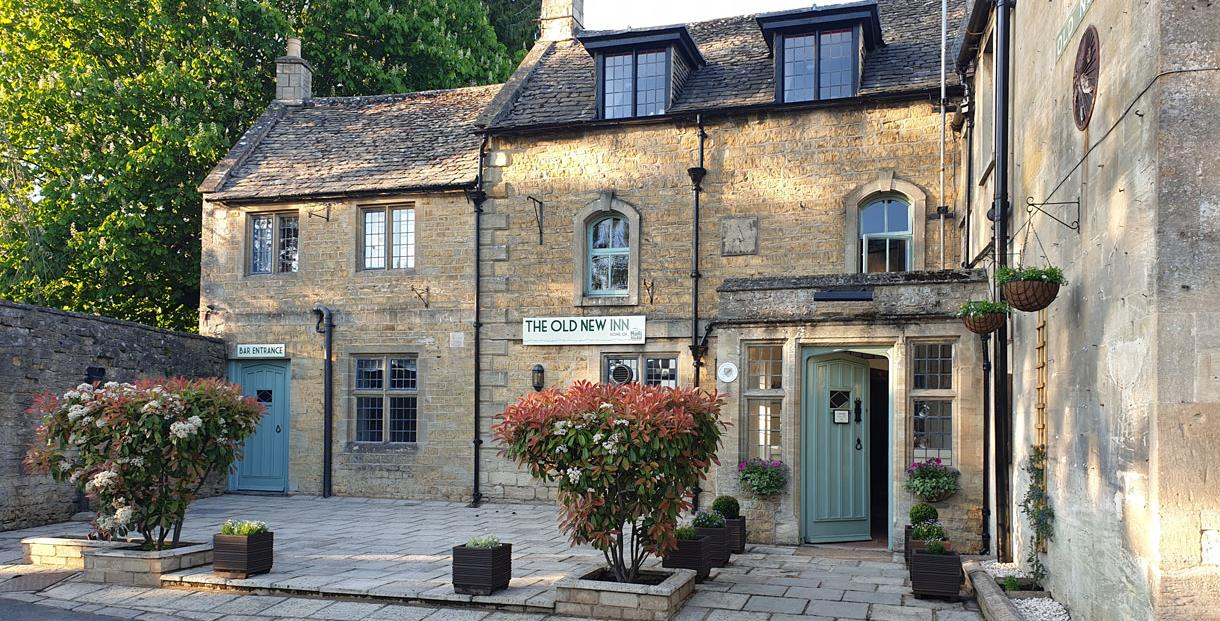 The Old New Inn - Bourton on the Water