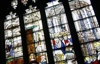 Fairford - St Mary's Church