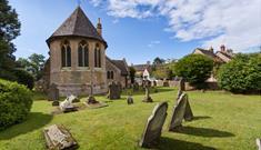 Filkins Church (photo courtesy of Derek Cotterill)