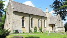 Holy Trinity Church, Finstock (photo courtesy of www.oxfordshirechurches.info)